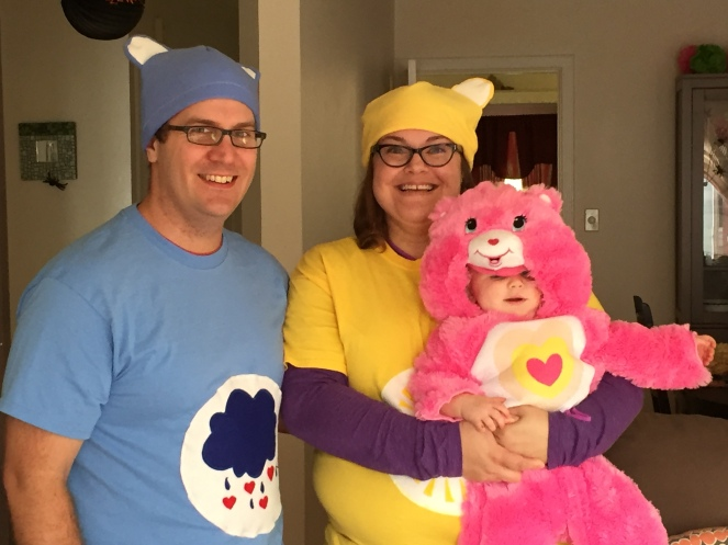 Family Care Bear picture